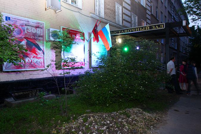 Фотодневник. Ночь музеев 2012
